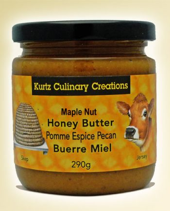 Maple Nut Honey