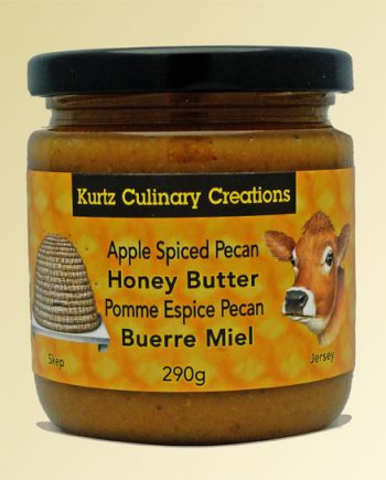Apple Spice Pecan Honey
