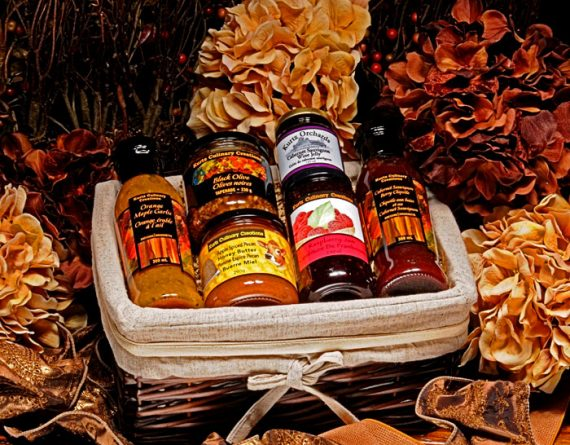 Kurtz Classic Condiment Collection